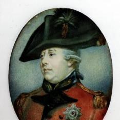 Jorge III, rey de Gran Bretaña e Irlanda