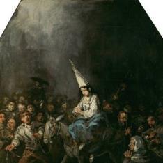 Condenada por la Inquisición