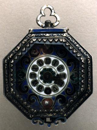 Reloj colgante