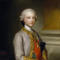 Gabriel de Borbón y Sajonia, infante de España