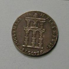 Medalla conmemorativa de la mayoría de edad de la reina Isabel II
