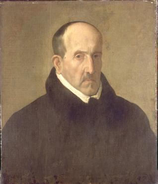 Retrato de Góngora
