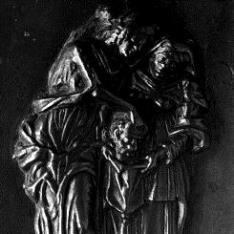 Judith con la cabeza de Holofermes