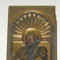 Pilastra de retablo. San Pablo