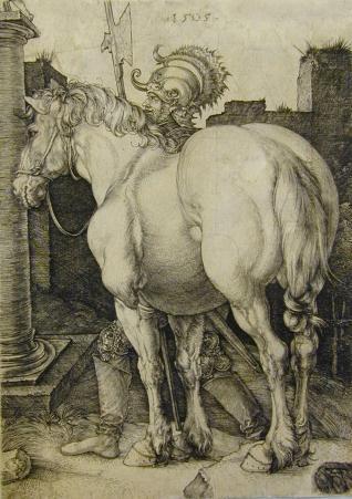 El gran caballo