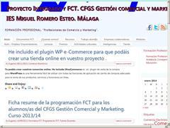 Proyecto Integrados y FCT.