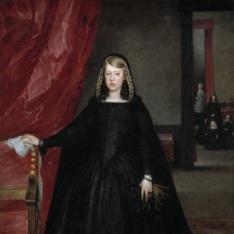 La emperatriz Margarita de Austria