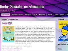 Redes sociales en Educación