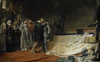 Conversión del duque de Gandía