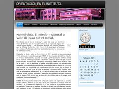 ORIENTACIÓN EN EL INSTITUTO