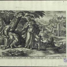 La historia de Elías y Acab