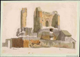 Vista del Castillo del Agua Giulia