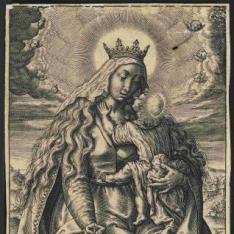 La Virgen del racimo