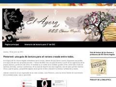 El Ágora del IES Chaves Nogales