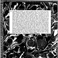 La quarta [-quinta] parte de la chronica del inuencible y magnanimo caullero don Florambel de Lucea