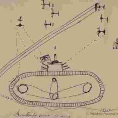 Tanque y aviones