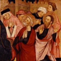 San Pedro y San Pablo ante el juez