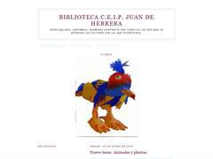 Biblioteca C.E.I.P. Juan de Herrera