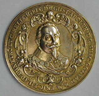 Medalla conmemorativa de la batalla de Breitenfeld