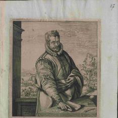 Retrato de Philippe Galle