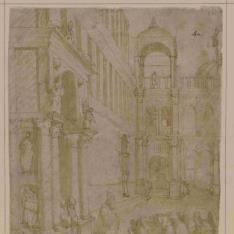 Presentación de la Virgen en el templo