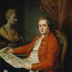 George Legge, vizconde de Lewisham