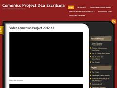 Comenius Project @La Escribana