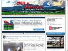 Blog del CPEIP de Abárzuza: una escuela rural en Tierra Estella