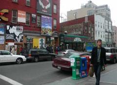 Calles de moda en Brooklyn y Manhattan