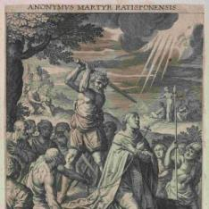 ANONYMUS MARTYR RATISPONENSIS