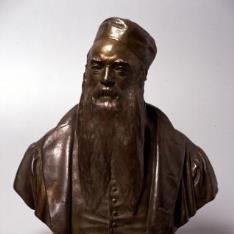 El escultor François Rude