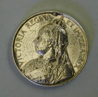Medalla conmemorativa de la II Guerra Boer