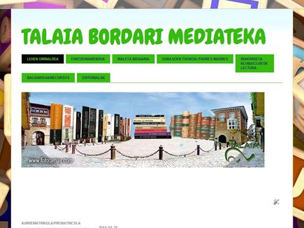 TALAIA BORDARI MEDIATEKA