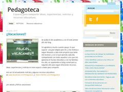 PEDAGOTECA