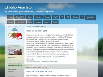 El búho Anacleto