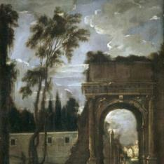 El Arco de Tito, en Roma