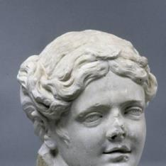 Cabeza de Venus o Diana
