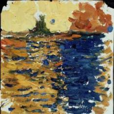 Reflejos sobre el mar, Jávea
