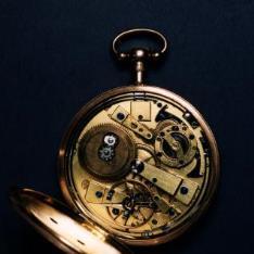 Reloj personal de José Lázaro