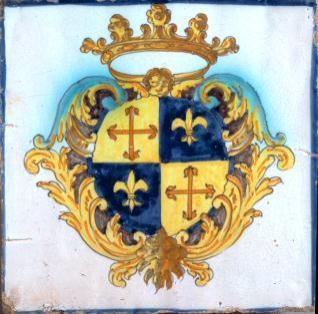 Azulejo heráldico
