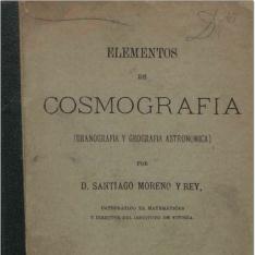 Elementos de cosmografia