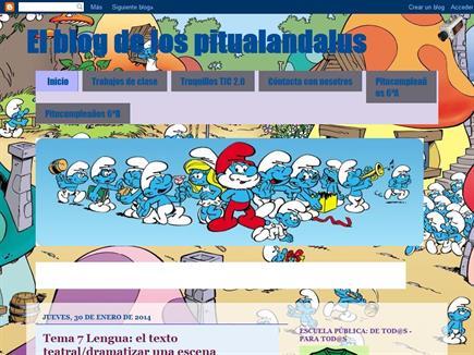 El blog de los Pitualandalus
