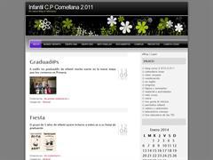 Infantil C.P Cornellana 2.011