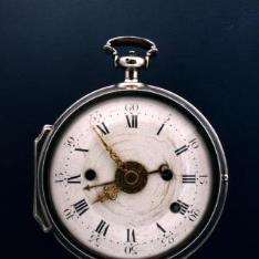 Reloj de viaje o carroza