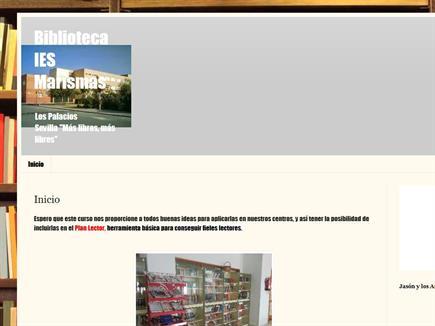Biblioteca IES Marismas