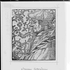 Retrato de Erasmo de Rotterdam