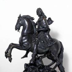 Luis XIV ecuestre