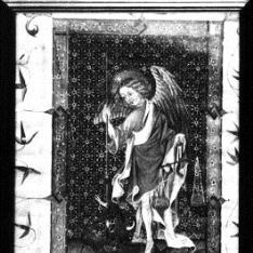 El Arcángel San Miguel / San Miguel psicopompo