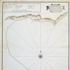 Plano del Puerto de Alicante