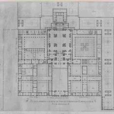 Primer Diseño, Planta primera y general de todo el edificio